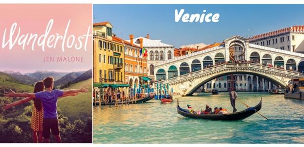 Wanderlost - Venice