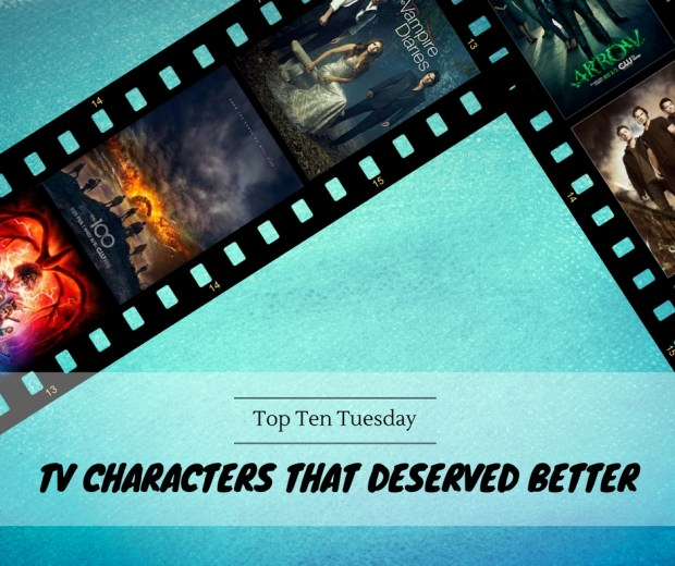 180404 TTT TV Characters That Deserved Better