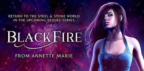 BlackFire by Annette Marie