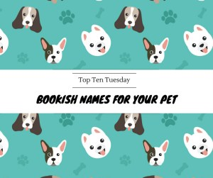 180522 Bookish Pet Names