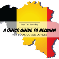 A Quick Guide To Belgium For Book Cover Lovers {Top Ten Tuesday}