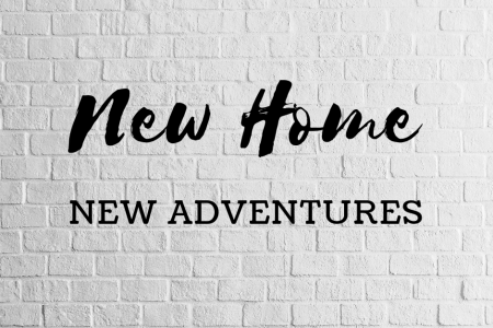 New Home, New Adventures