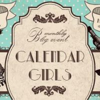 Calendar Girls - July 2020 - Embrace Your Geekness Day: Favorite Book With Geeky Characters