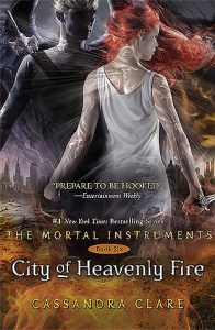 City of Heavenly Fire by Cassandra Clare
