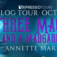 Blog Tour: Three Mages And A Margarita by Annette Marie {Book Review & Giveaway}