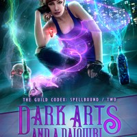 Dark Arts And A Daiquiri by Annette Marie {Book Blitz & Give-Away}