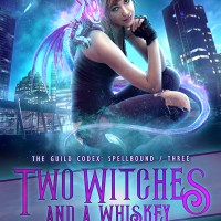 Laugh-Out-Loud Humor With Lots of Heart -- Two Witches and a Whiskey by Annette Marie {ARC Review}