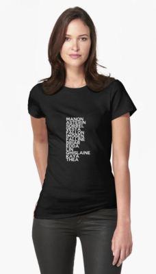 the thirteen t-shirt