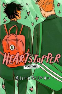 Heartstopper vol 1 by Alice Oseman