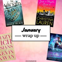 January 2019: The Month Of BUSY But Also Exciting Things {Monthly Wrap Up}