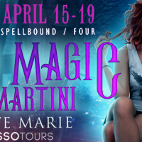 Demon Magic & A Martini by Annette Marie {Book Blitz & Give-Away}