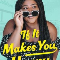 Blog Tour: If It Makes You Happy by Claire Kann {ARC Review & Give-Away}