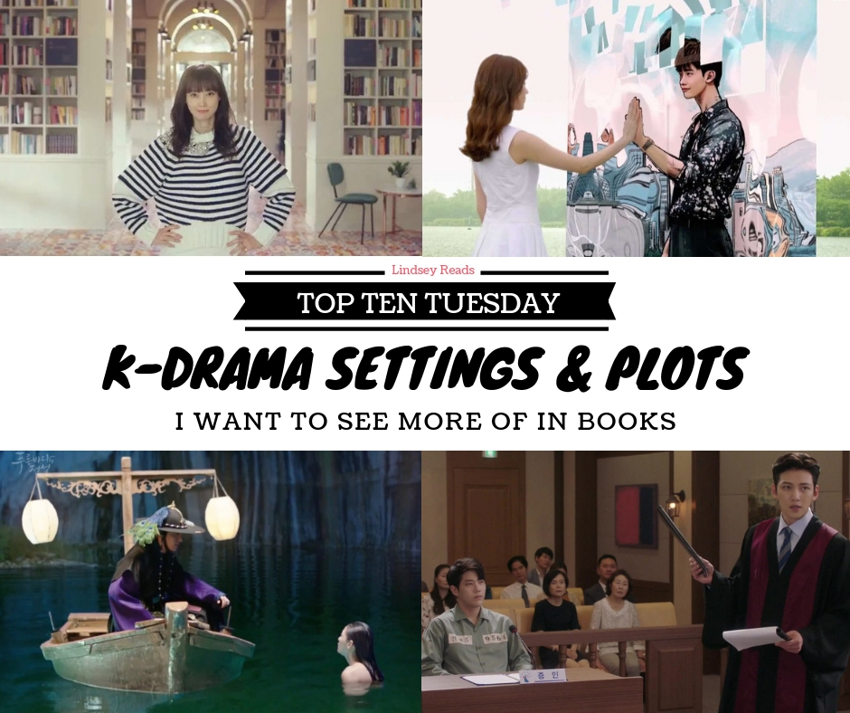 190723 Kdrama settings and plots