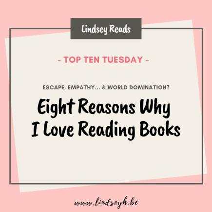 20200519 Reasons Why I Love Reading