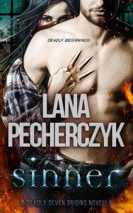 Sinner by Lana Pecherczyk