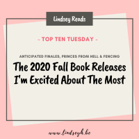 The 2020 Fall Book Releases I'm Excited About The Most