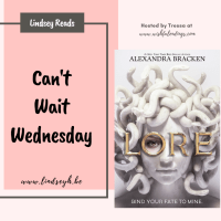 Lore by Alexandra Bracken {Can't Wait Wednesday}