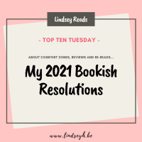 My 2021 Bookish Resolutions