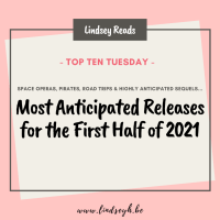 My Most Anticipated Releases For The First Half Of 2021