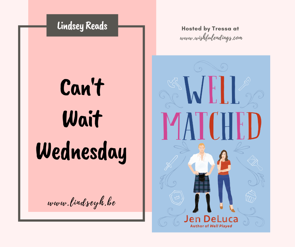 Cant-Wait-Wednesday-Well-Matched