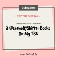 8 Werewolf/Shifter Books On My TBR