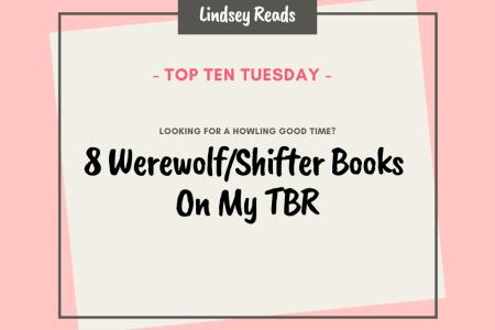 20210427 Werewolf books
