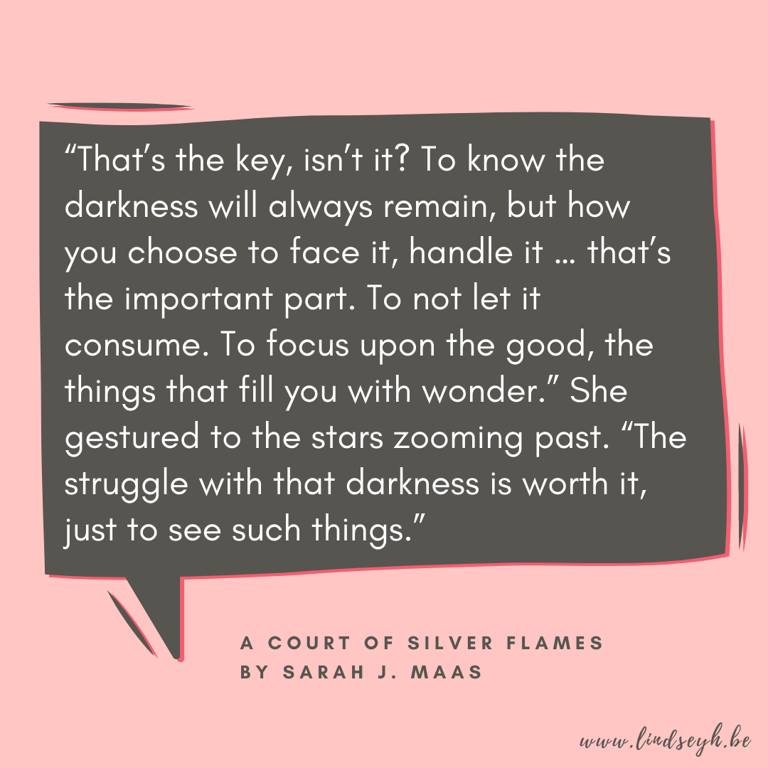A Court of Silver Flames by Sarah J. Maas quote