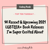 14 Recent & Upcoming 2021 LGBTQIA+ Book Releases I'm Super Excited About