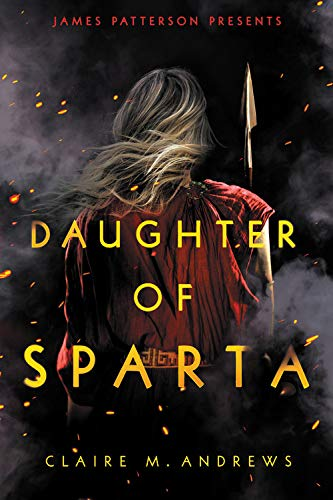 Daughter of Sparta by Claire M Andrews