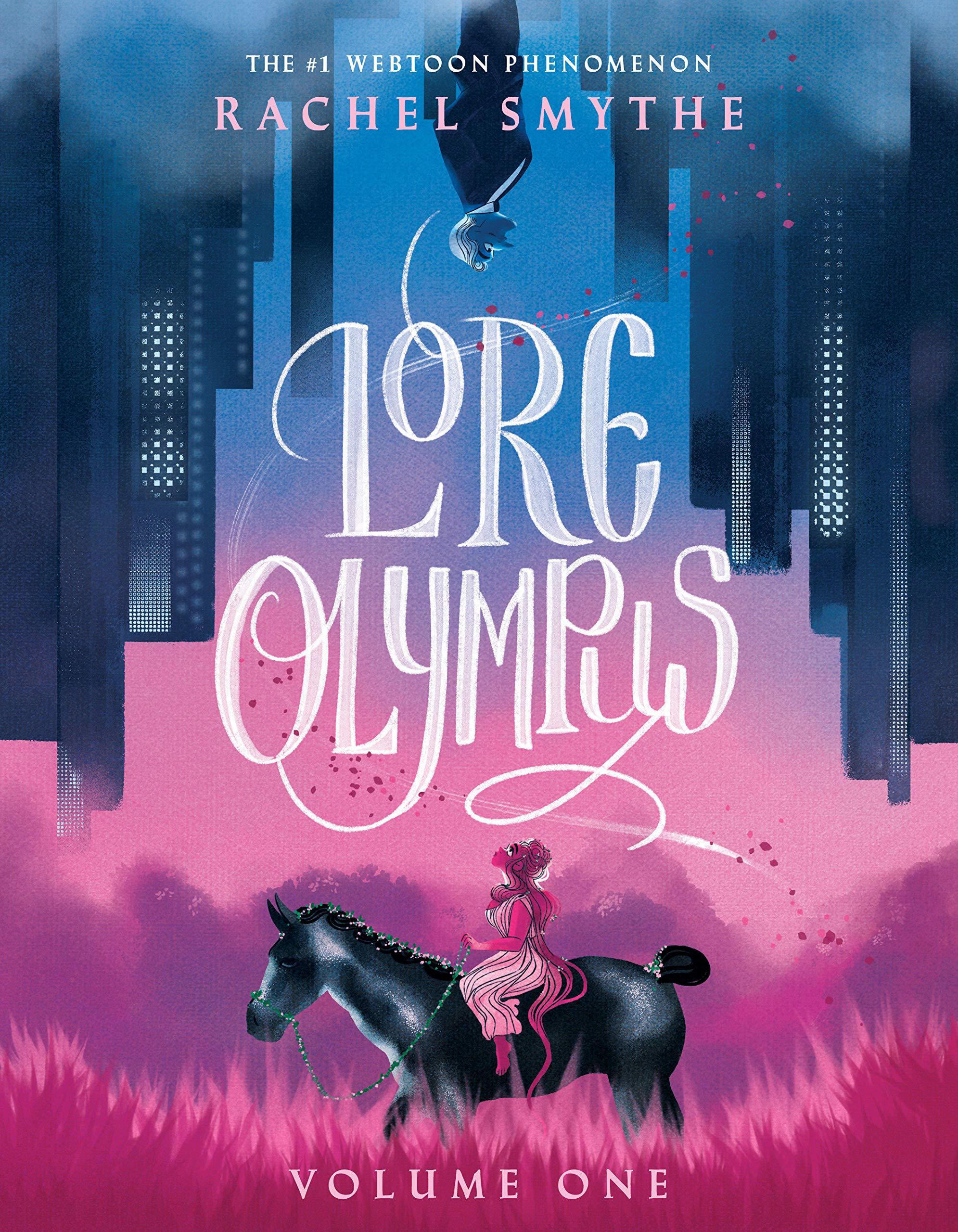Lore Olympus by Rachel Smythe