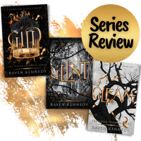 Meet My Latest Obsession: The Plated Prisoner Series by Raven Kennedy {Review of the Series So Far}