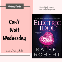 Electric Idol by Katee Robert {Can't Wait Wednesday}