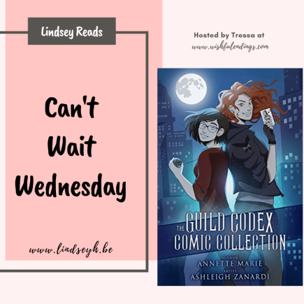 Can't Wait Wednesday - The Guild Codex Comic Collection