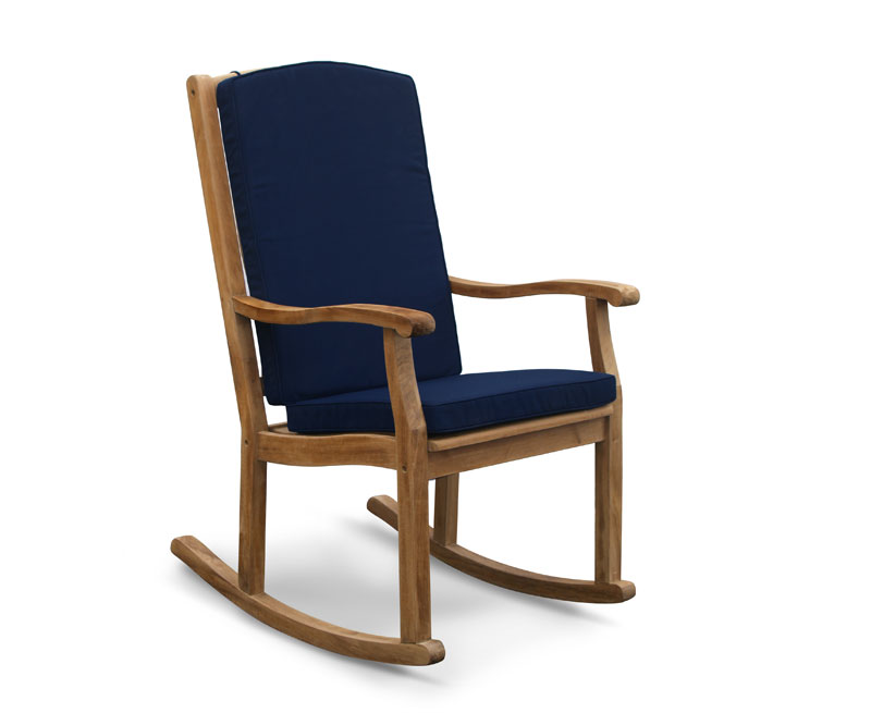 outdoor rocking chair cushion garden