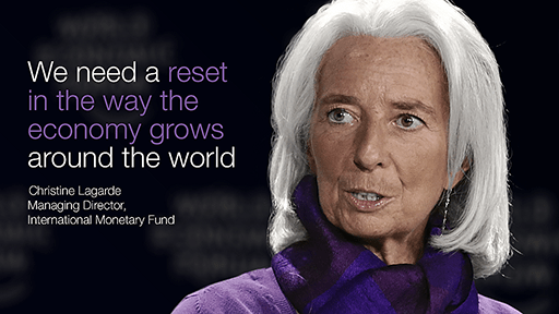 Christine Lagarde - IMF - Global Currency Reset