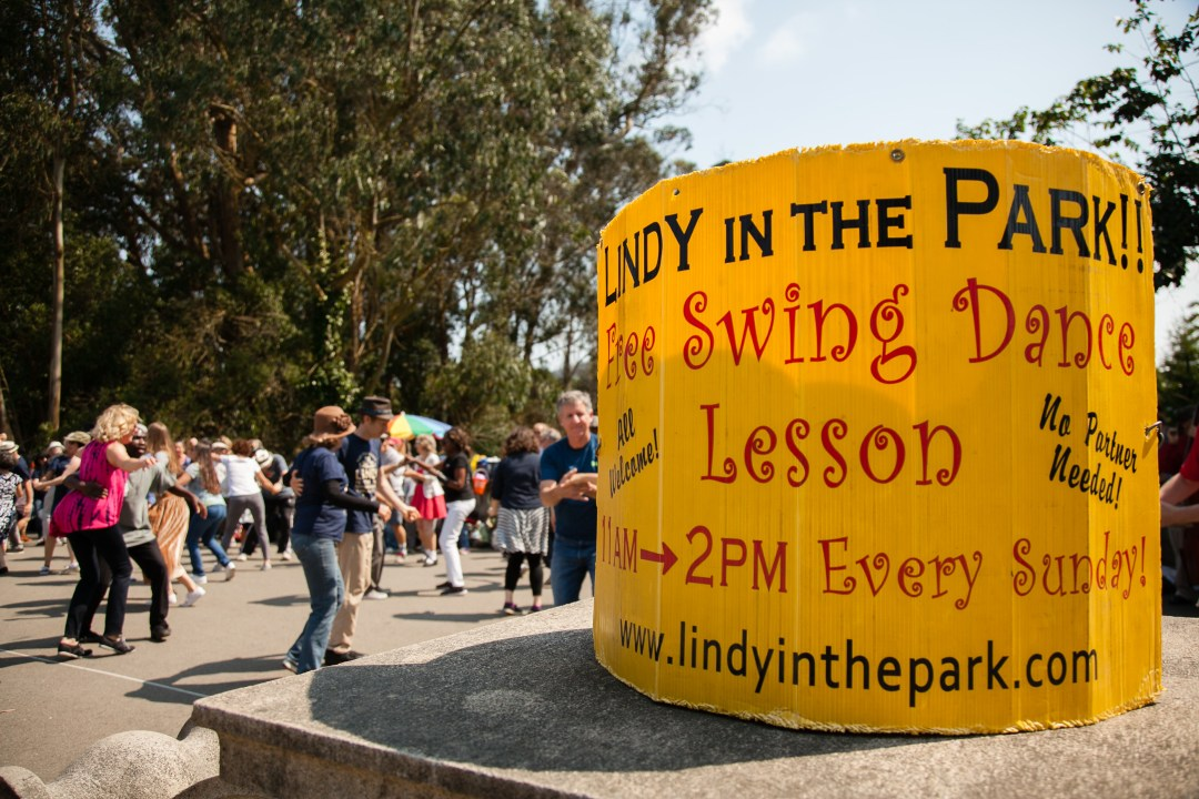 Lindy in the Park 20th Anniversary