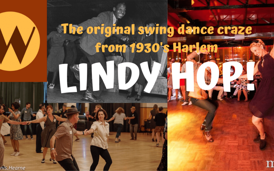 Learn LINDY HOP!  BEST deal ever!