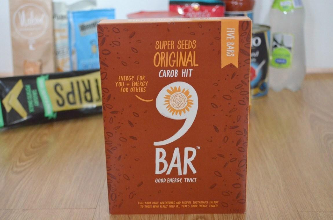9BAR snack bars