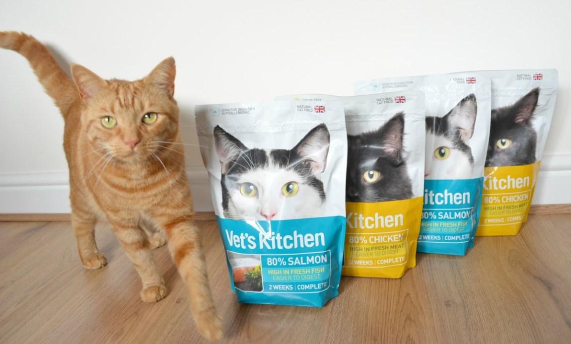 Vet's Kitchen Cat Food Review 2016