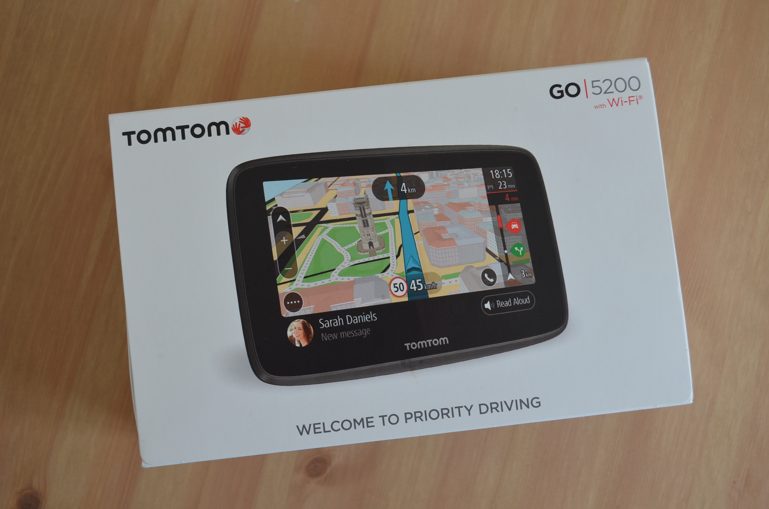 TOMTOM GO 5200 REVIEW - Lindy Loves