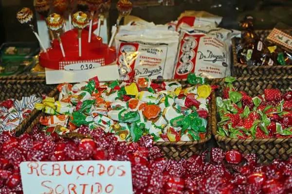 Bonbons assortis