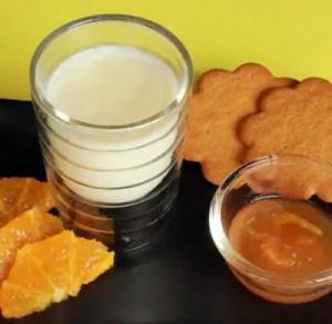 Crème à la fleur d'oranger