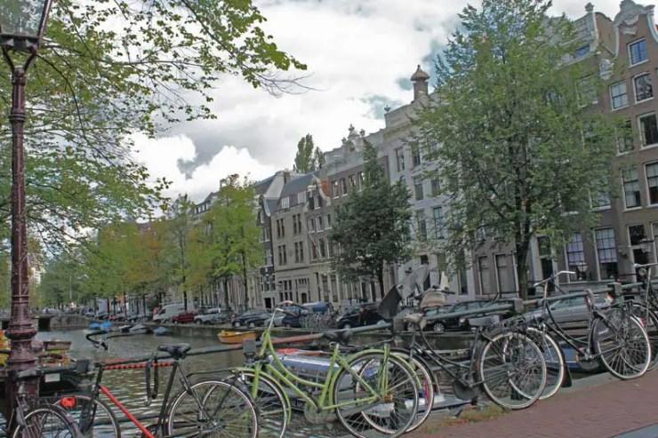 Impressions d'Amsterdam