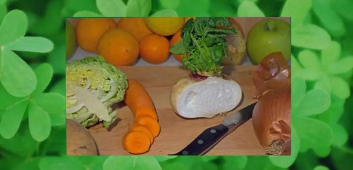 fruits et légumes de janvier 2016