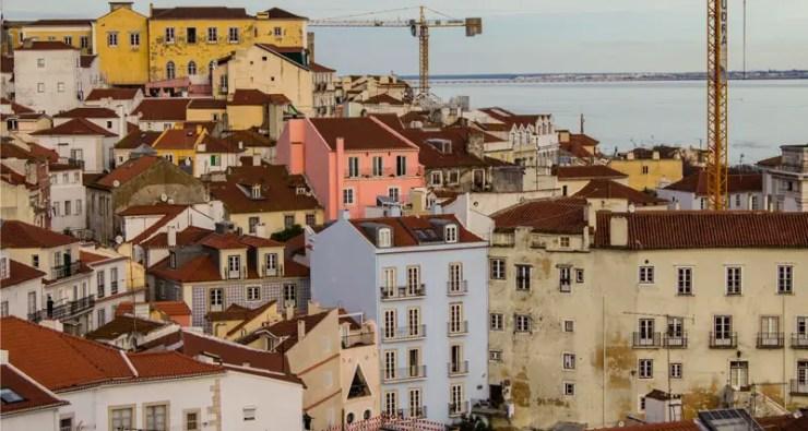 Lisbonne mutilpe et multicolore