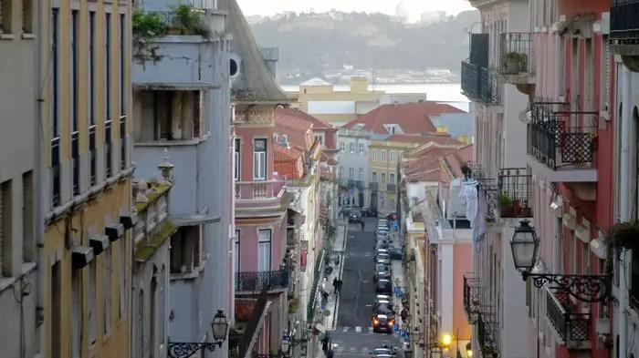 Rua de São Marçal