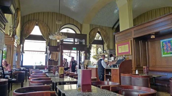 Café Schwarzenberg, Wien, Autriche
