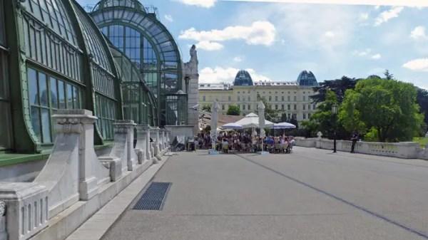 Serre Palmhaus , Wien