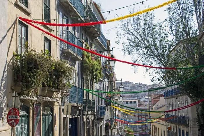 Mois de juin à Lisbonne
