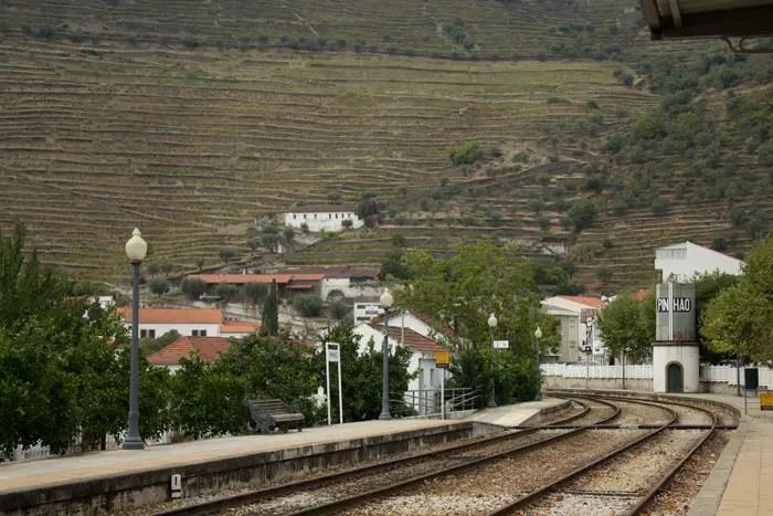 Estação de Pinhão
